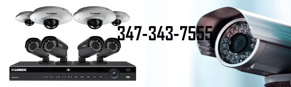 NYC Security Camera Installation 347-343-7555 , Manhattan